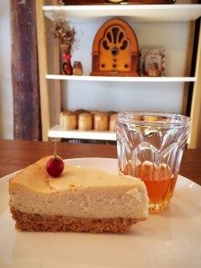 ชีสเค้กน้ำผึ้ง