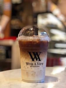 Ice Cafa Latte